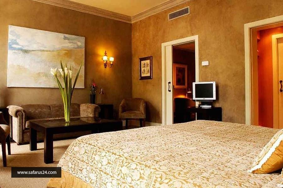 تور کیش از تبریز هتل پارمیدا