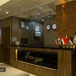 پذیرش هتل ستارگان مشهد