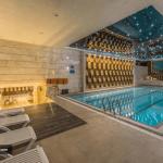 استخر هتل آرمان مشهد