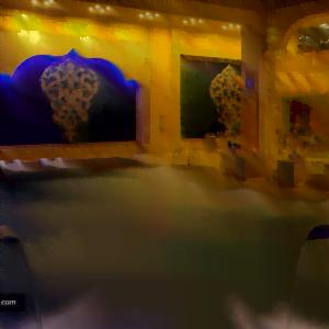 استخر هتل مجلل درویشی مشهد