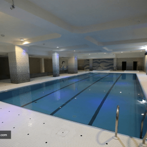 استخر هتل ایران کیش