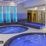 استخر هتل ایران مشهد