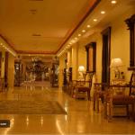 راهرو هتل داریوش کیش