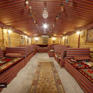 رستوران هتل آفتاب شرق کیش