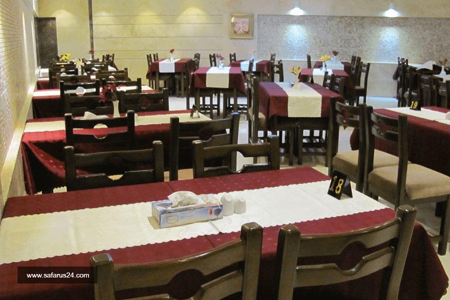 رستوران هتل انقلاب مشهد