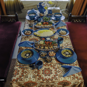 رستوران هتل سی نور مشهد