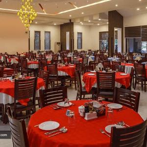 رستوران هتل فلامینگو کیش