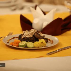 رستوران هتل پانوراما کیش