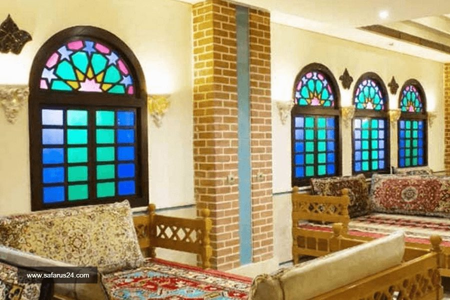 رستوران هتل مدینه الرضا مشهد