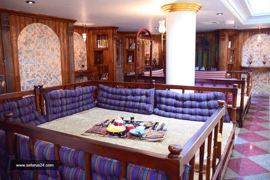 رستوران هتل بین المللی قصر مشهد