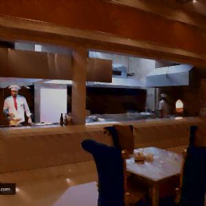 رستوران هتل آپارتمان بشری مشهد