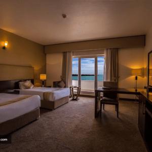 اتاق هتل مارینا پارک کیش