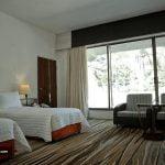 اتاق هتل شایان کیش