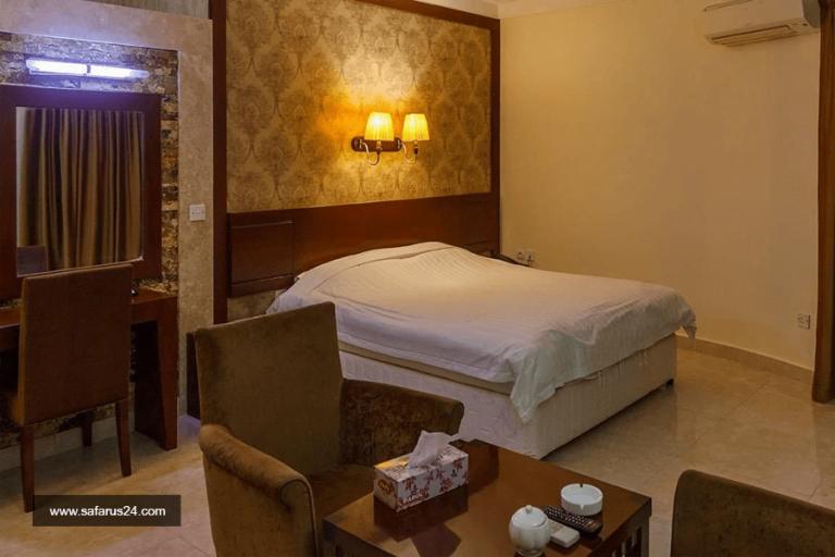 اتاق هتل فلامینگو کیش