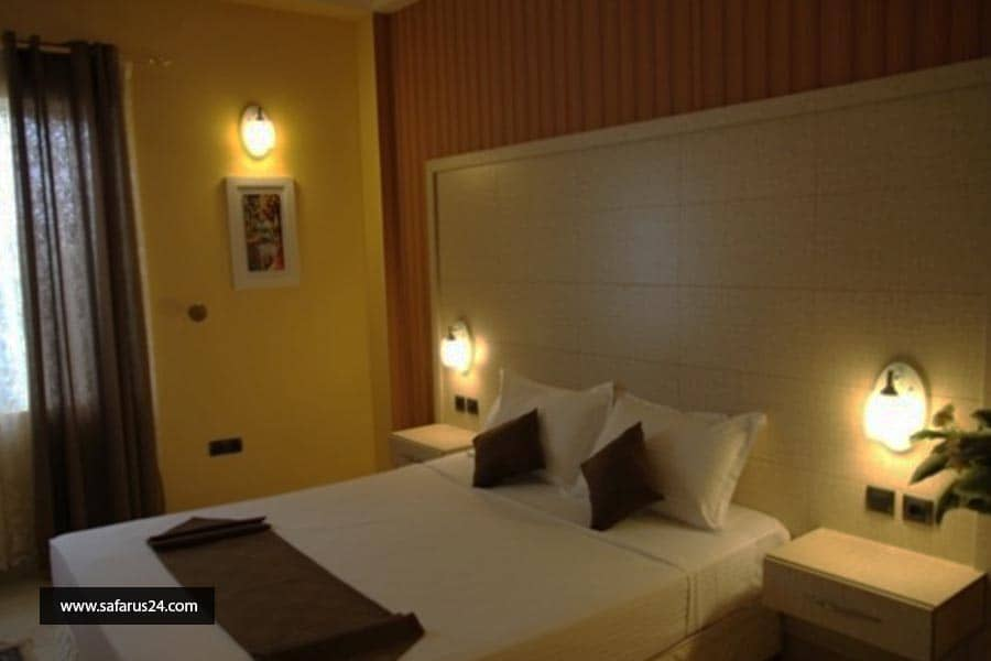 تور کیش از تهران هتل گاردنیا