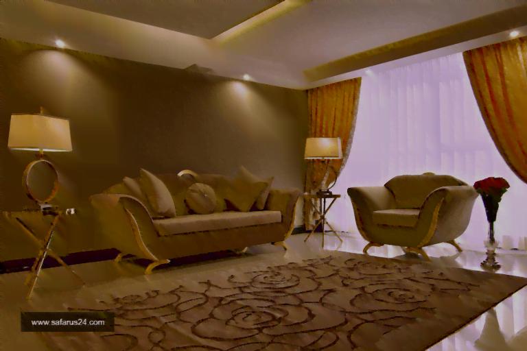 اتاق هتل اترک مشهد