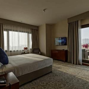 اتاق هتل میراژ کیش