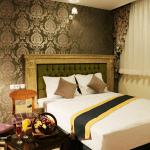 اتاق هتل آبشار مشهد