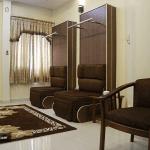 اتاق هتل ستارگان مشهد