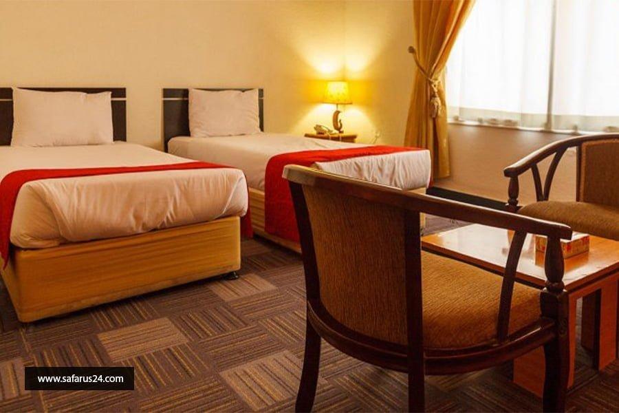 تور کیش از تهران هتل پارس نیک