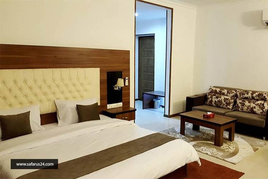 تور کیش از تهران هتل شایلی
