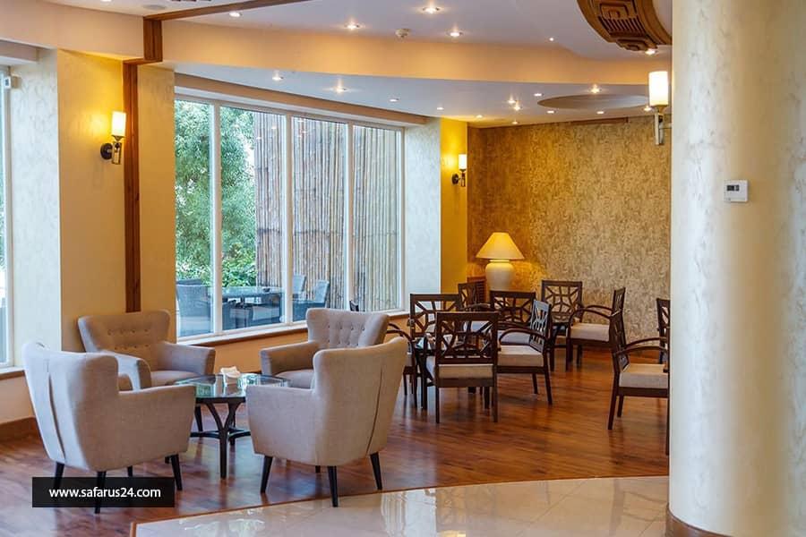 تور کیش از اصفهان هتل صدف