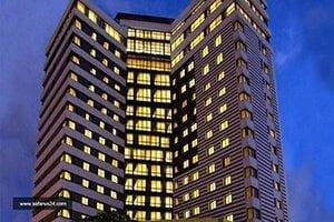 نمای هتل سی نور مشهد