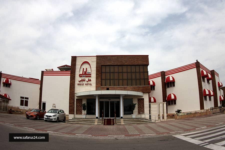 تور کیش از تبریز هتل شایلی