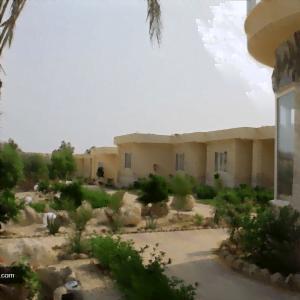 محوطه هتل گاردنیا کیش