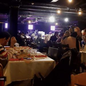 رستوران باراکودا