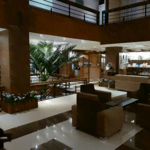 کافی شاپ هتل گاردنیا کیش
