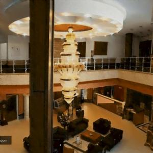 لابی هتل آرامش کیش