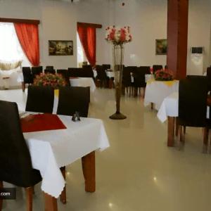 رستوران هتل گراند کیش