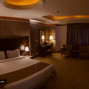 اتاق هتل صدف کیش