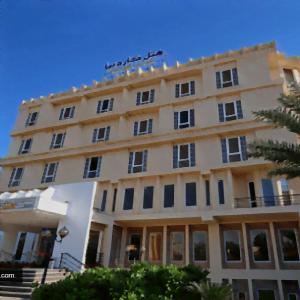 نمای هتل گاردنیا کیش