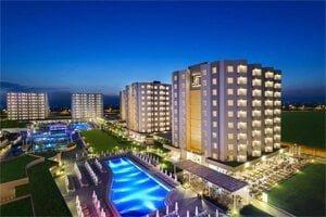 گراند پارک لارا هتل