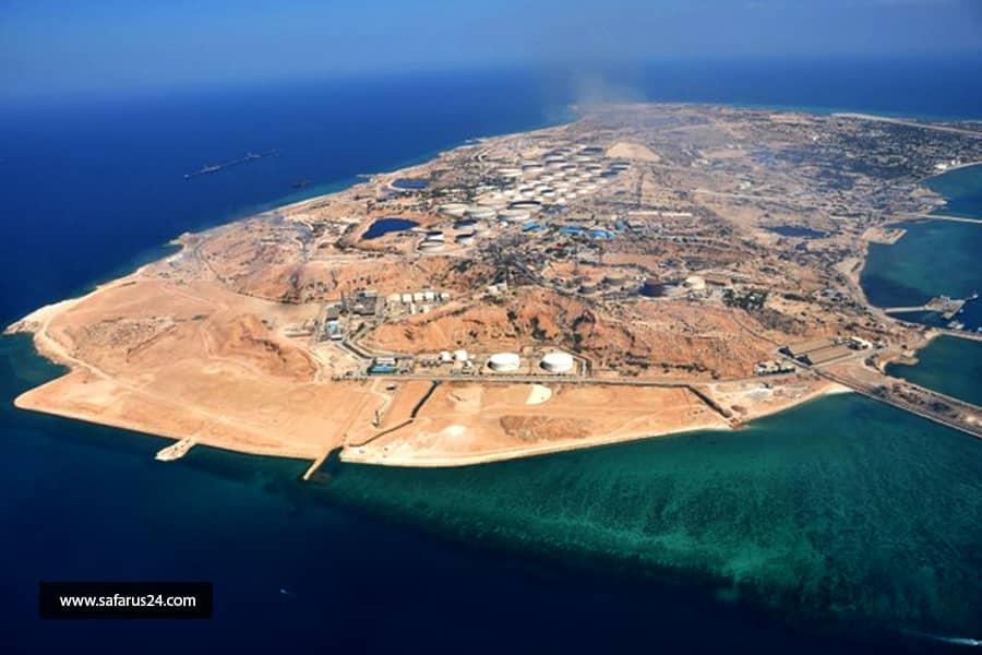 جزیره زیبای کیش