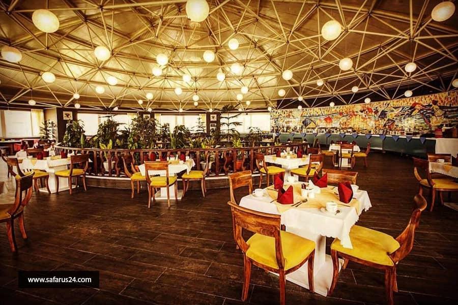 رستوران شاندیز صفدری