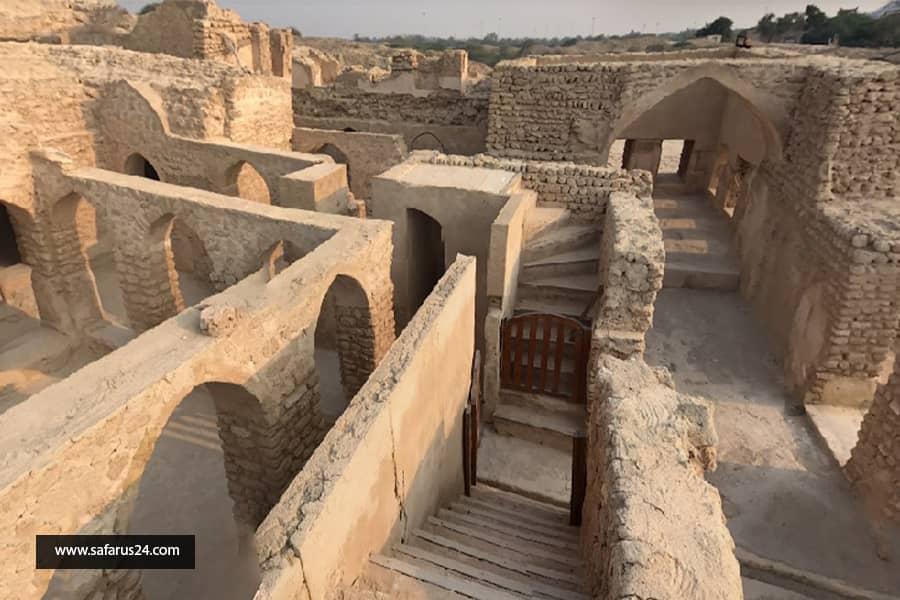 شهر باستانی حریره