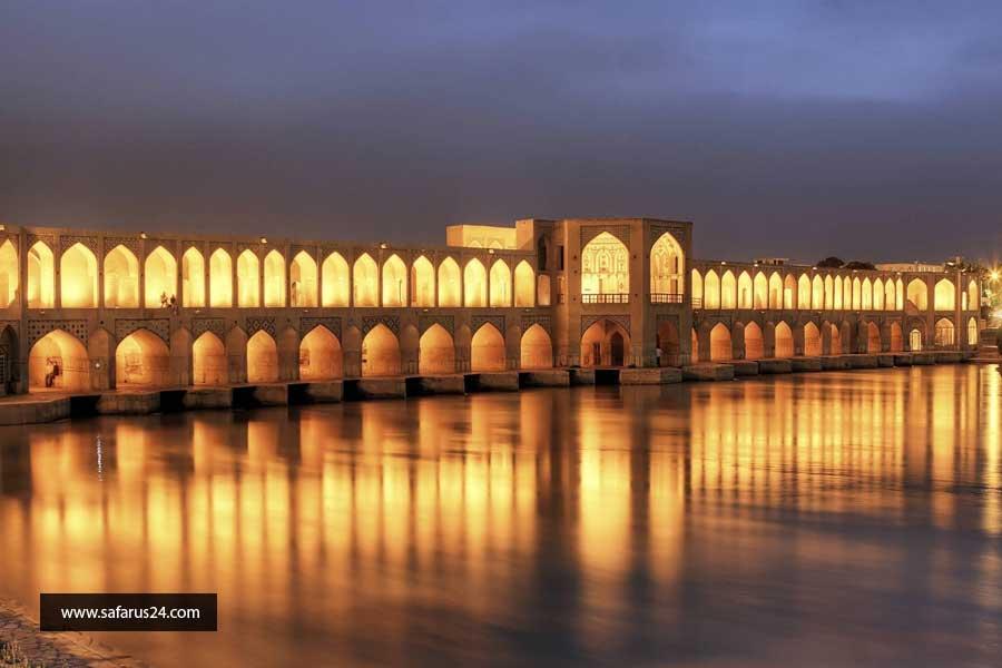 رزرو تور زمینی مشهد از اصفهان