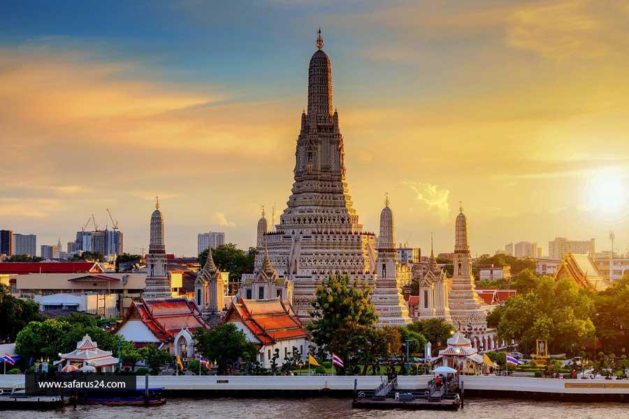سخن پایانی تایلند