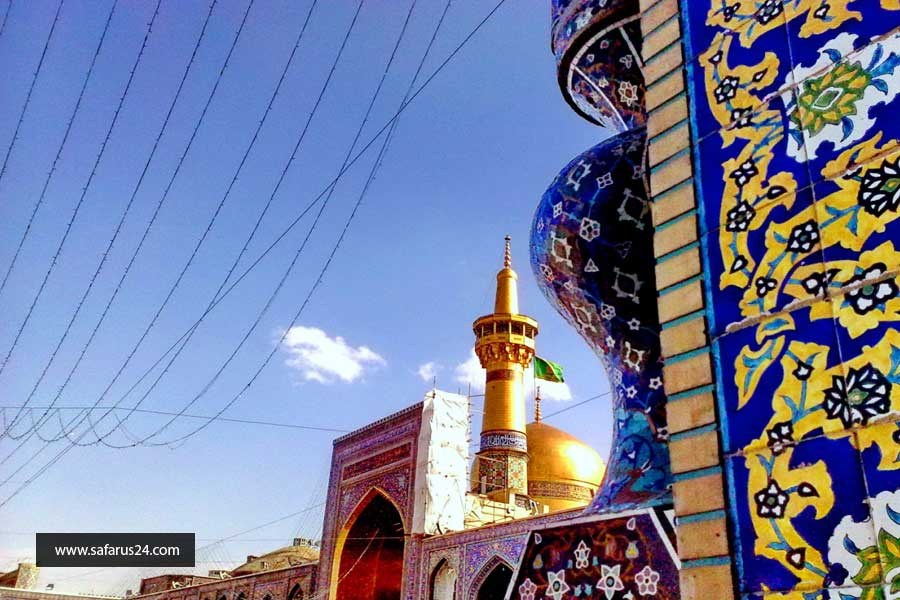 رزرو تور هوایی مشهد از اصفهان مقرون به صرفه