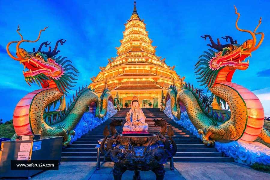 تور تایلند نوروز