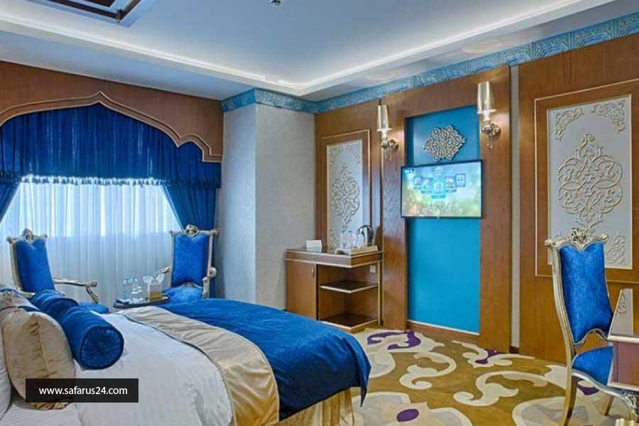 هتل ها در تور مشهد