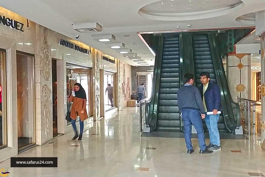خرید در تور مشهد