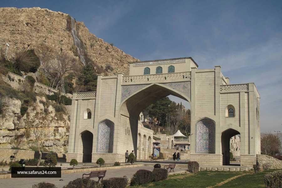 تور زمینی مشهد از شیراز