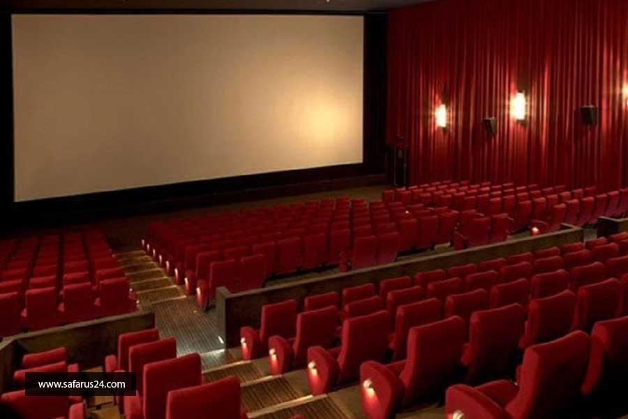 سینماها در تور هوایی مشهد از اصفهان