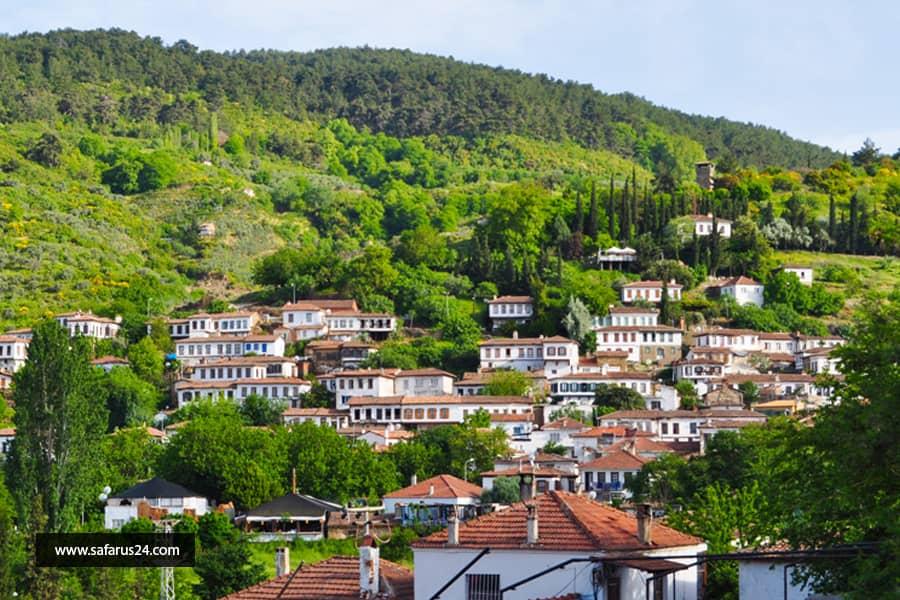 روستای کرازلی Kirazli