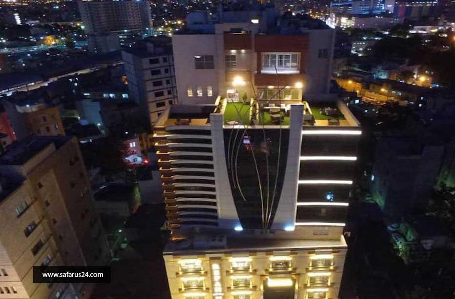 تور مشهد هتل رفاه هوایی از تهران