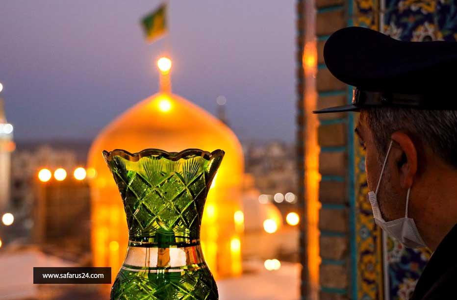 رزرو تور مشهد از شیراز هتل کارن